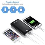 Poweradd Pilot X7 20000mAh Portable Charger External Battery Power Bank Just $14.99