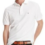 Tommy Hilfiger Men's Classic Fit Tommy Polo Only $12 w/ Free Shipping!