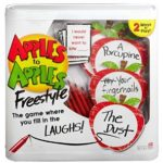 Apples to Apples Freestyle Card Game Just $4.72