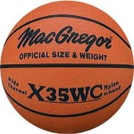 MacGregor Official Basketball For Just $6.45 + Free Shipping