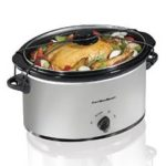 Hamilton Beach 7-Quart Slow Cooker For $23.99 From Amazon