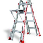 Little Giant Alta One 17 and 22 Foot Ladders On Sale Today At Amazon