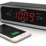 Timex AM/ FM Dual Alarm Clock Radio with USB Charge Port Just $24.19