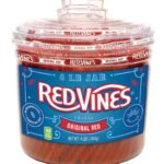 4-Pound Tub of Red Vines Red Original Licorice Twists Just $7.56