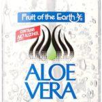Fruit of the Earth Aloe Vera 100% Gel, 24 oz Bottle Just $4.73
