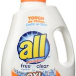Big 94.5 Ounce Bottle of All Ultra Free Clear Oxi Liquid Laundry Detergent For Only $3.84-$4.54 Shipped!