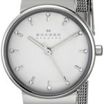 Skagen Women's Ancher Stainless Steel Silver Watch Just $72.48 Shipped