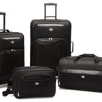 American Tourister Brookfield 4 PC Luggage Set Just $69.99 Shipped!