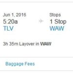Hurry – Fly From Tel Aviv to Chicago One Way For Just $249!