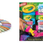 Today Only: 40% Off Select Crayola Products