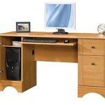 Realspace Dawson 60″ Computer Desk Just $79.99!