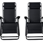 2 Zero Gravity Recliner Folding Chairs Just $20 Each w/ Free Shipping!