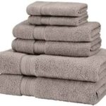 Pinzon 650-Gram Pima Cotton 6-Piece Towel Set Just $17.65