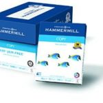 10 Ream Case (5,000 Sheets) of Hammermill Copy Paper For $29.99