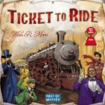 Ticket To Ride Game For Only $27.59