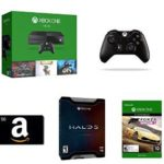Xbox One 1TB Console – 3 Games Bundle + Free Amazon $50 Gift Card For Just $369!
