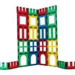 Magnetic Stick N Stack 24 piece Windows, Doors and Fences Set (24 pieces) Just $19.99!