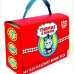 Thomas and Friends: My Red Railway Book Box Only $6.99