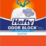 Hefty Odor Block Tall Kitchen Trash Bags – 90 Count Only $7.28-$8.73 + Free Shipping!