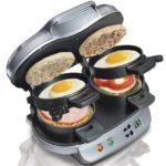 Hamilton Beach Dual Breakfast Sandwich Maker Just $29.99 Shipped From Newegg