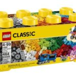 LEGO Classic Medium Creative Brick Box Only $23.99!
