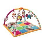 Infantino Safari Fun Twist and Fold Activity Gym and Play Mat Just $29.98