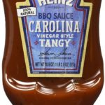 Pack of 6 Carolina Vinegar Style Tangy Heinz BBQ Sauce For Just $9.65 ($1.61 Per Bottle!)