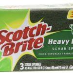 24 Heavy Duty or Non-Scratch Scotch-Brite Scrub Sponges Just $6.91 – $7.98 + Free Shipping (Just 29¢-33¢ Per Sponge)