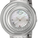 GV2 by Gevril Women's 1600 'Vittorio' Swiss Quartz Stainless Steel Casual Watch Only $142 Shipped!