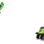 Today Only: Save on GreenWorks Corded Tools Including Lawn Mowers