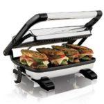 Proctor Silex Panini Press Gourmet Sandwich Maker Just $19.51!