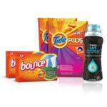 Tide Amazing Laundry Bundle: Tide PODS, Bounce Sheets and Downy Unstopables Just $19.79-$23.09 Shipped!