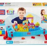 Mega Bloks First Builders Build 'n Learn Table Building Set Just $29.02!