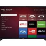 TCL 48-Inch 1080p Roku Smart LED TV For Only $271 Shipped!