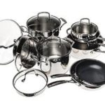 Today Only: Cuisinart 13Pc Classic Induction Stainless Steel Cookware Set Only $169.99 Shiped! (Was $259!)