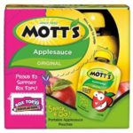 Pack Of 24 Mott's Snack & Go Original Applesauce, 3.2 oz pouches Just $10.69-$11.95 + Free Shipping!