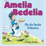 Amelia Bedelia I Can Read Box Set #1: Amelia Bedelia Hit the Books Collection Only $7.47!