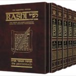 Artscroll Sapirstein Edition Chumash Rashi For Just $80.51!