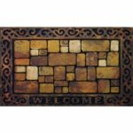 Apache Mills 18-Inch by 30-Inch  Aberdeen Door Mat For Just $8.97