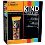 KIND Bars, Almond & Apricot, 12 Count Just $10.06 – $11.24 + Free Shipping