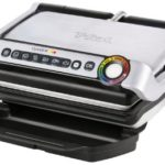 T-fal 1800-watt OptiGrill Stainless Steel Indoor Electric Grill Just $99 Shipped