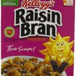 Pack of 3 Kellogg's Raisin Bran 18.7 Ounce Boxes For As Low As $1.80 Per Box Shipped