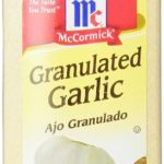 McCormick Granulated Garlic, 26-Ounce For $5.94 – $6.64 + Free Shipping