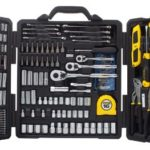 STANLEY 210-Piece Mixed Tool Set Only $75 Shipped!