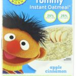 Case of 12 Packs of 10 Pouches Each of Earth's Best Organic Instant Oatmeal, Apple & Cinnamon Only $10.41-$11.65 Shipped!! (Reg $59!)