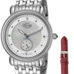 GV2 by Gevril Women's Marsala Swiss Quartz Watch Only $169.99 Shipped!