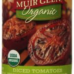 12 Pack Muir Glen Organic Fire Roasted Diced Tomatoes 14.5 oz Cans Only $11.71-$13.09 + Free Shipping!