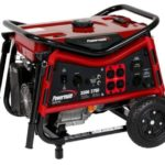 Powermate 3000 Running Watt Portable Gas Generator w/ 212cc Engine For Only $249.99 Shipped!