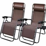 HOT! 2 Zero Gravity Chairs with Trays For Only $12 Shipped!! ($6 Per Chair!)