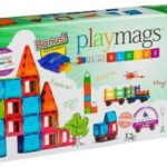 Playmags 156 Magnetic Building Blocks Set For Just $67.49 Shipped!